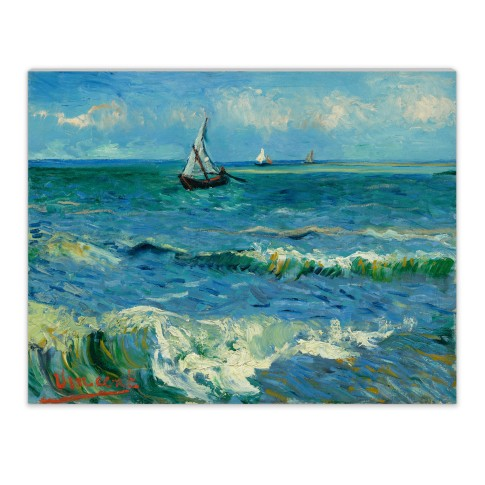 Van Gogh Canvas S Seacape