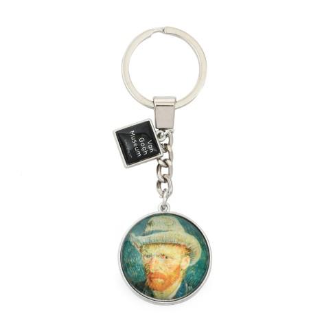 Van Gogh Keychain Self-Portrait