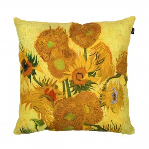 Van Gogh Cushion cover Sunflowers