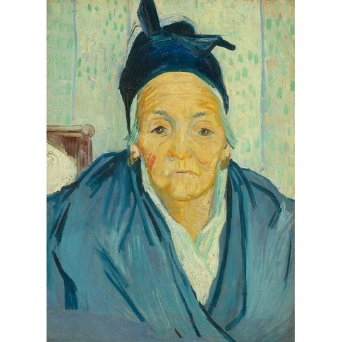 Van Gogh Giclée, An Old Woman of Arles