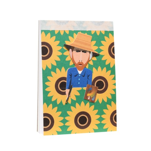 Pocket Sketchbook Vincent van Gogh