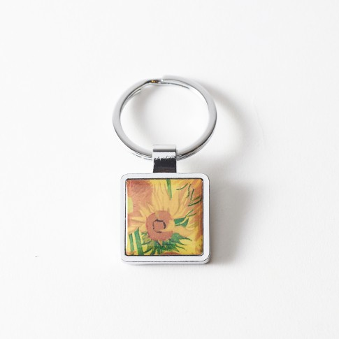 Keychain Sunflowers