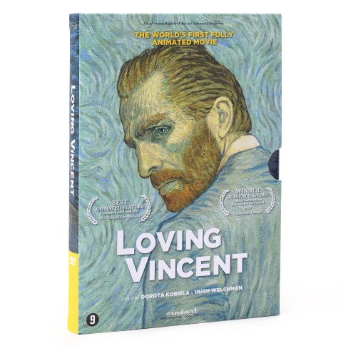 DVD Loving Vincent