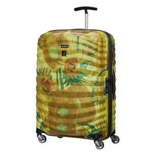 Van Gogh Samsonite Lite-shock spinner 69 cm, Sunflowers
