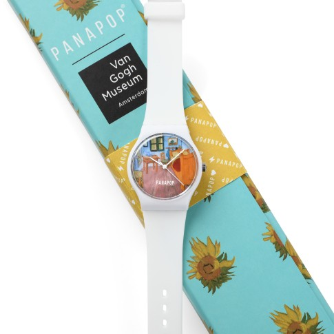 Panapop® watch, Van Gogh The Bedroom