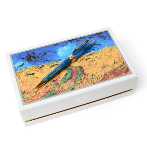 Van Gogh Visconti® ballpoint pen, Wheatfield with Crows