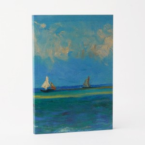 Van Gogh Notebook A5 Seascape