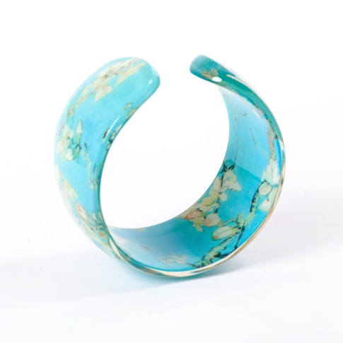 Van Gogh Bangle Almond Blossom