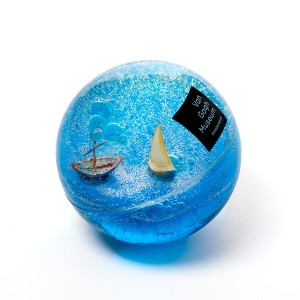 Van Gogh Bouncing ball Seascape