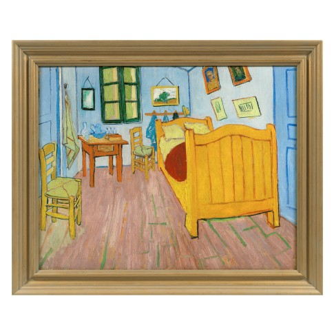 Van Gogh Museum Edition, The Bedroom #0090