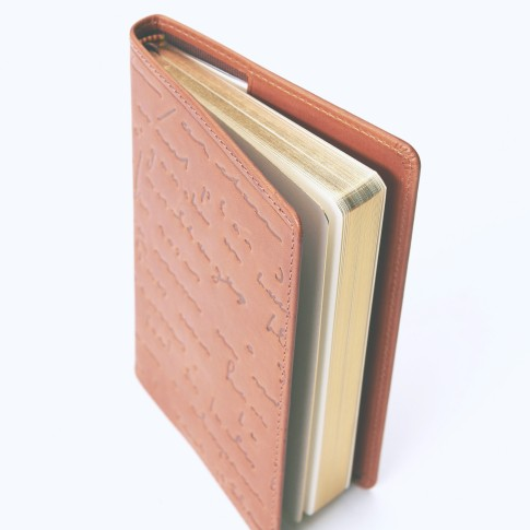 Van Gogh Leather notebook