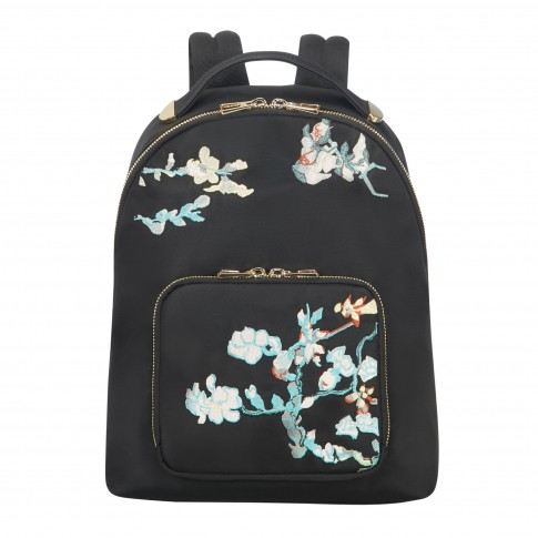 Van Gogh Samsonite skyler backpack black