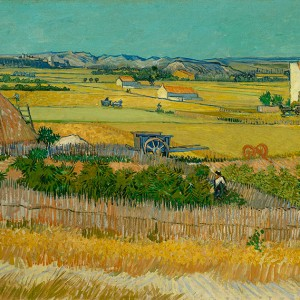Van Gogh Giclée, The Harvest