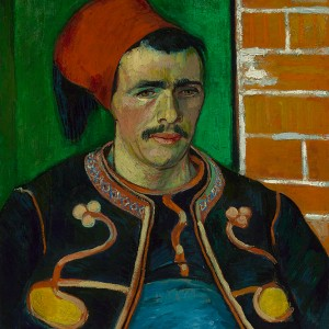 Van Gogh Giclée, The Zouave