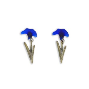 Van Gogh Michael Michaud® Stud earrings Irises