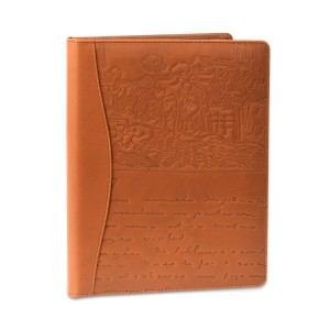 Van Gogh Leather folder Vincent's letters