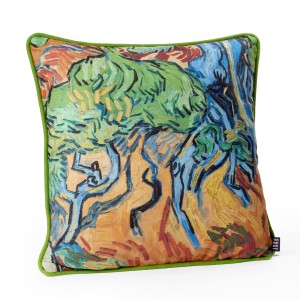 Van Gogh Cushion cover Tree Roots 45 x 45