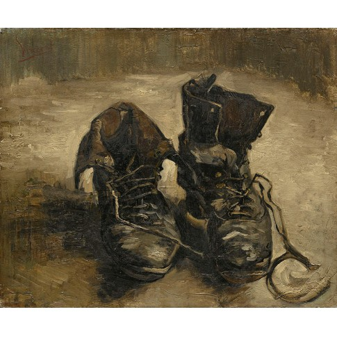 Van Gogh Giclée, Shoes