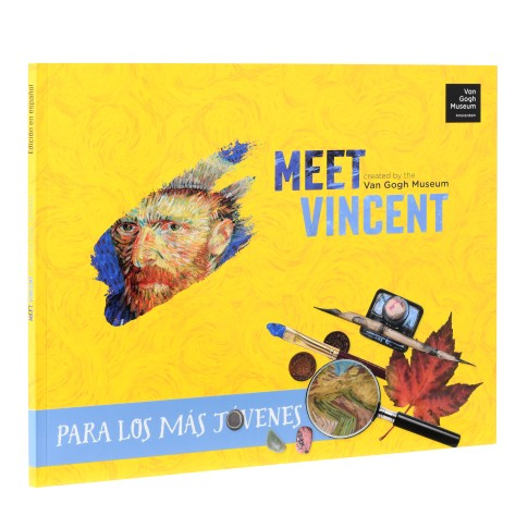 Children's book Meet Vincent van Gogh