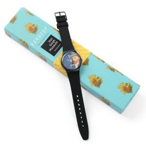 Panapop® watch, Van Gogh Self-Portrait