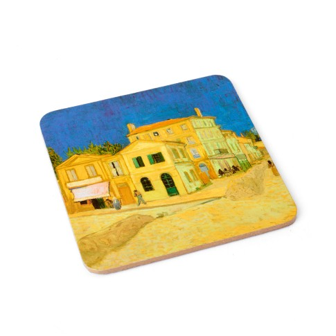 Coaster The Yellow House (The Street)