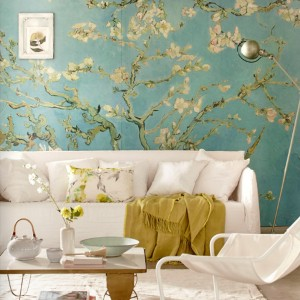 Van Gogh Wallpaper Almond Blossom