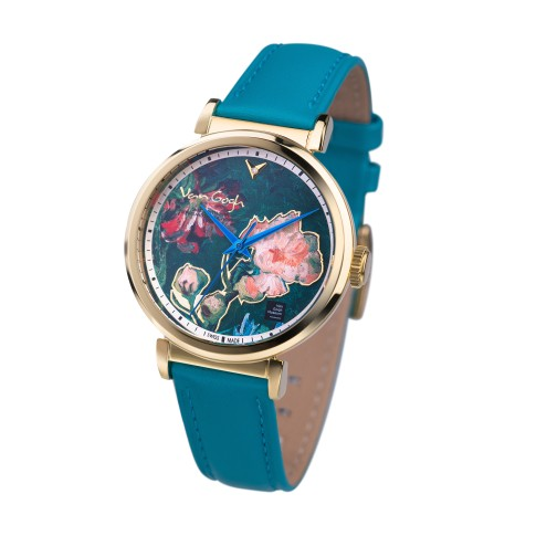 Van Gogh Swiss Watches® Ladies watch with diamond