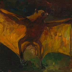 Van Gogh Giclée, Flying Fox