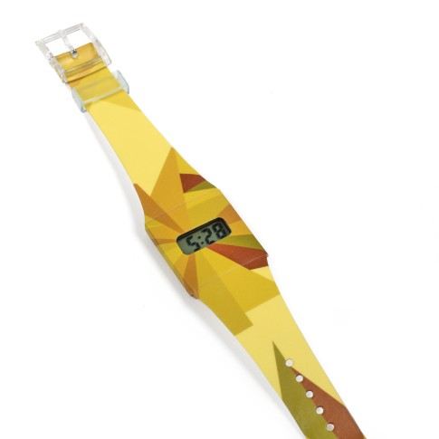 Van Gogh Watch Chrystalized Sunflowers