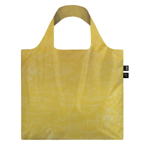 LOQI x Van Gogh Museum Sunflowers bag