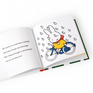 Miffy's Bicycle