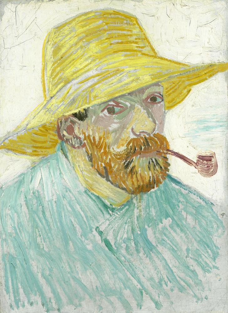 0b9fe90ed063c Postal Van Gogh