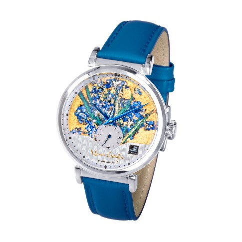 Van Gogh Swiss Watches® watch with diamond (36mm)