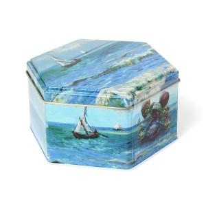 Van Gogh Sixtin with chocolates Seascape