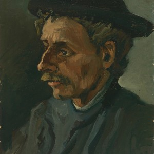 Van Gogh Giclée, Head of a Man