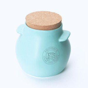 The Harvest Storage Jar blue