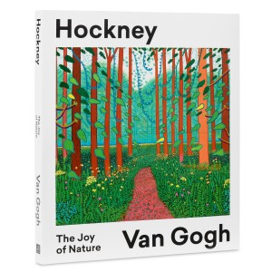 Hockney-Van Gogh. The Joy of Nature