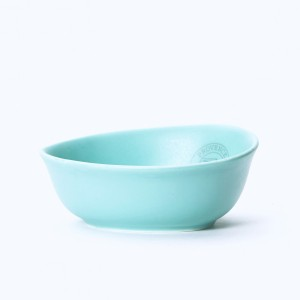 The Harvest Bowl blue
