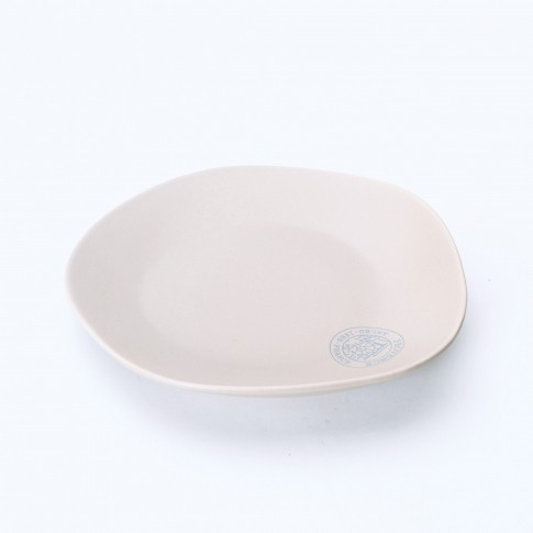 The Harvest plate grey