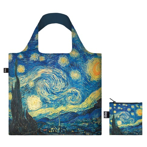 Van Gogh LOQI Starry Night bag