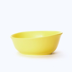The Harvest Bowl yellow