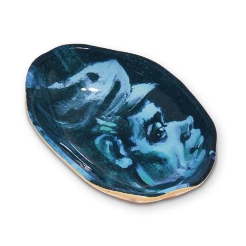 Cuenco de porcelana Van Gogh &Klevering®, Los comedores de patatas ...