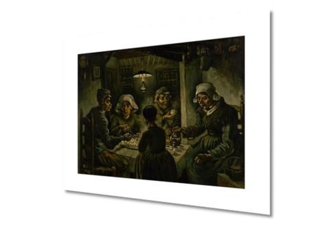 Van Gogh Giclée, Los comedores de patatas - Van Gogh Museum shop