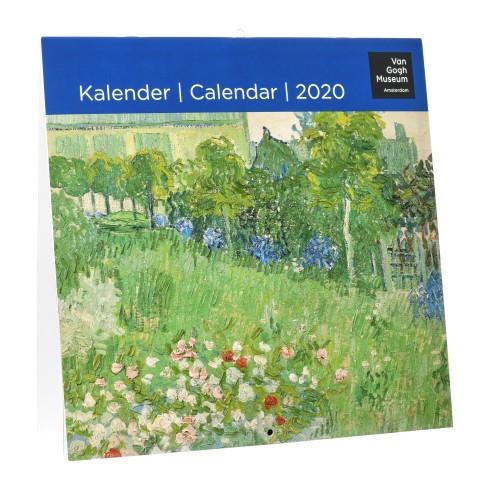 Calendario Grande.Calendario Grande Van Gogh 2020