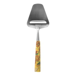 Cheese slicer Van Gogh Sunflowers