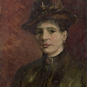 Van Gogh Giclée, Portrait of a Woman