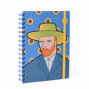 Vincent van Gogh Notebook A5