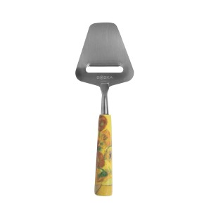 Cheese slicer mini Van Gogh Sunflowers