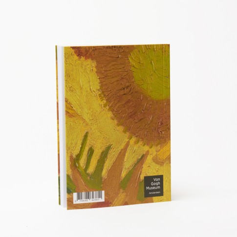 Van Gogh Notebook A6 Sunflowers