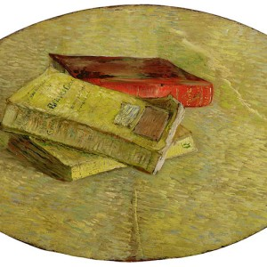 Van Gogh Giclée, Three Novels